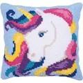 Needleart World Unicorn No Count Cross Stitch Kit