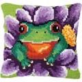 Needleart World Bloomer No Count Cross Stitch Kit