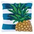 Needleart World Pine Lime No Count Cross Stitch Kit
