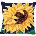 Needleart World Sun Bloom No Count Cross Stitch Kit