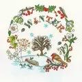 Bothy Threads Winter Time Christmas Cross Stitch Kit