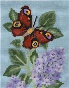 Anchor Butterfly Floral Tapestry Kit