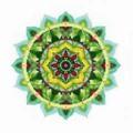 RIOLIS Self Knowledge Mandala Cross Stitch Kit