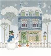 Bothy Threads Home for Christmas Cross Stitch Kit