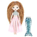 Miadolla Mermaid Doll Making Kit Craft Kit