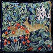 Bothy Threads Greenery Hares Tapestry Tapestry Kit