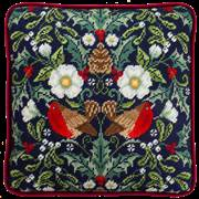 Bothy Threads Winter Robins Tapestry Tapestry Kit