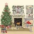 Bothy Threads Christmas Eve Cross Stitch Kit