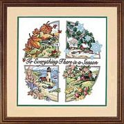 Dimensions A Season For Everything Cross Stitch Kit