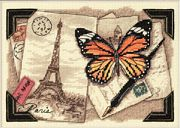 Travel Memories - Dimensions Cross Stitch Kit