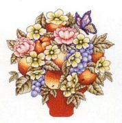 Floral With Fruit - Chart