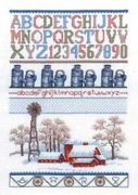 Farm Sampler - Bobbie G Designs Cross Stitch Kit