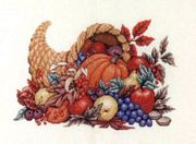 Giving Thanks - Bobbie G Designs Cross Stitch Kit