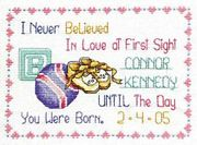 Love At First Sight - Bobbie G Designs Cross Stitch Kit