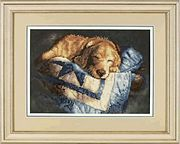 Dimensions Snooze Cross Stitch Kit
