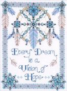 Vision of Hope - Design Works Crafts Cross Stitch Kit