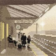 Platform - Evenweave - Heritage Cross Stitch Kit