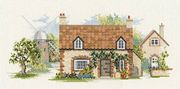 Old Mill Lane - Derwentwater Designs Cross Stitch Kit