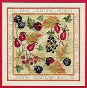 Derwentwater Designs Autumn Cross Stitch Kit