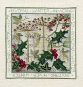 Winter - Derwentwater Designs Cross Stitch Kit