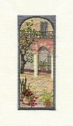 Derwentwater Designs Courtyard Cross Stitch Kit