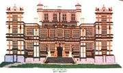 Wollaton Hall, Nottingham - Abacus Designs Cross Stitch Kit