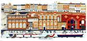 Ramsgate, Kent - Abacus Designs Cross Stitch Kit
