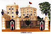 Abacus Designs Windsor Castle Cross Stitch Kit