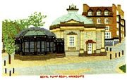 Royal Pump Room, Harrogate - Abacus Designs Cross Stitch Kit