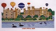 Leeds Castle - Abacus Designs Cross Stitch Kit