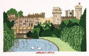 Warwick Castle - Abacus Designs Cross Stitch Kit