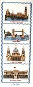 Abacus Designs London Sampler Cross Stitch Kit