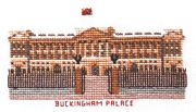 Buckingham Palace - Abacus Designs Cross Stitch Kit