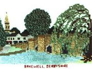 Bakewell, Derbyshire - Abacus Designs Cross Stitch Kit