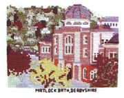 Matlock Bath - Abacus Designs Cross Stitch Kit