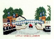 Little Venice - Abacus Designs Cross Stitch Kit