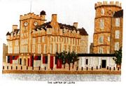 Abacus Designs Water of Leith Cross Stitch Kit