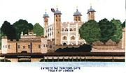 Abacus Designs The Tower of London Cross Stitch Kit