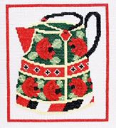 Buckby Can - Abacus Designs Cross Stitch Kit