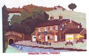 Standedge Tunnel, Marsden - Abacus Designs Cross Stitch Kit