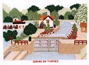 Goring-on-Thames - Abacus Designs Cross Stitch Kit