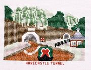 Harecastle Tunnel - Abacus Designs Cross Stitch Kit