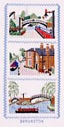 Braunston Sampler - Abacus Designs Cross Stitch Kit