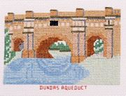 Dundas Aqueduct, Kennet and Avon Canal - Abacus Designs Cross Stitch Kit