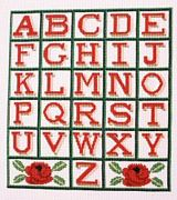 Canal Alphabet Sampler - Abacus Designs Cross Stitch Kit