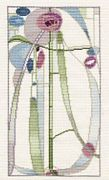 Mackintosh Panel - Rose Boudoir