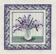 Derwentwater Designs Bluebells Cross Stitch Kit