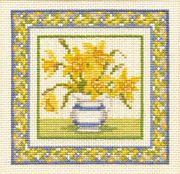 Daffodils - Derwentwater Designs Cross Stitch Kit