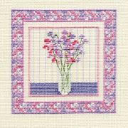 Derwentwater Designs Sweetpea Cross Stitch Kit