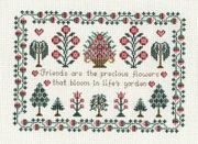 Cross stitch Derwentwater Designs Messages